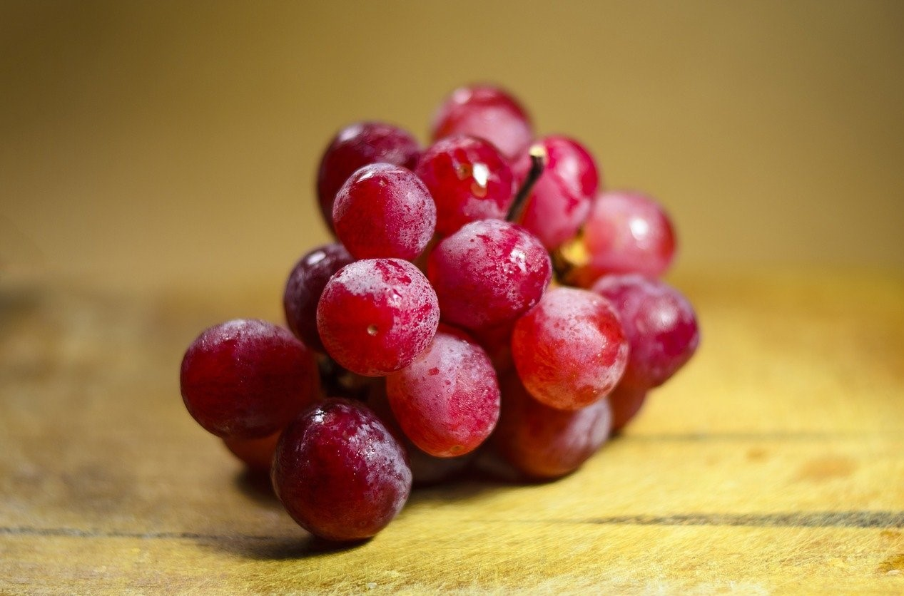uva benefici per la pelle