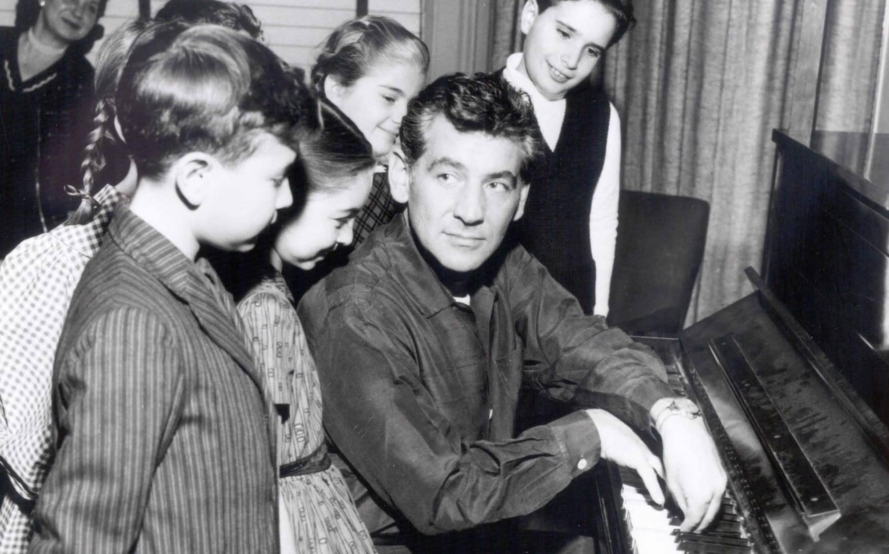 Chi era Leonard Bernstein
