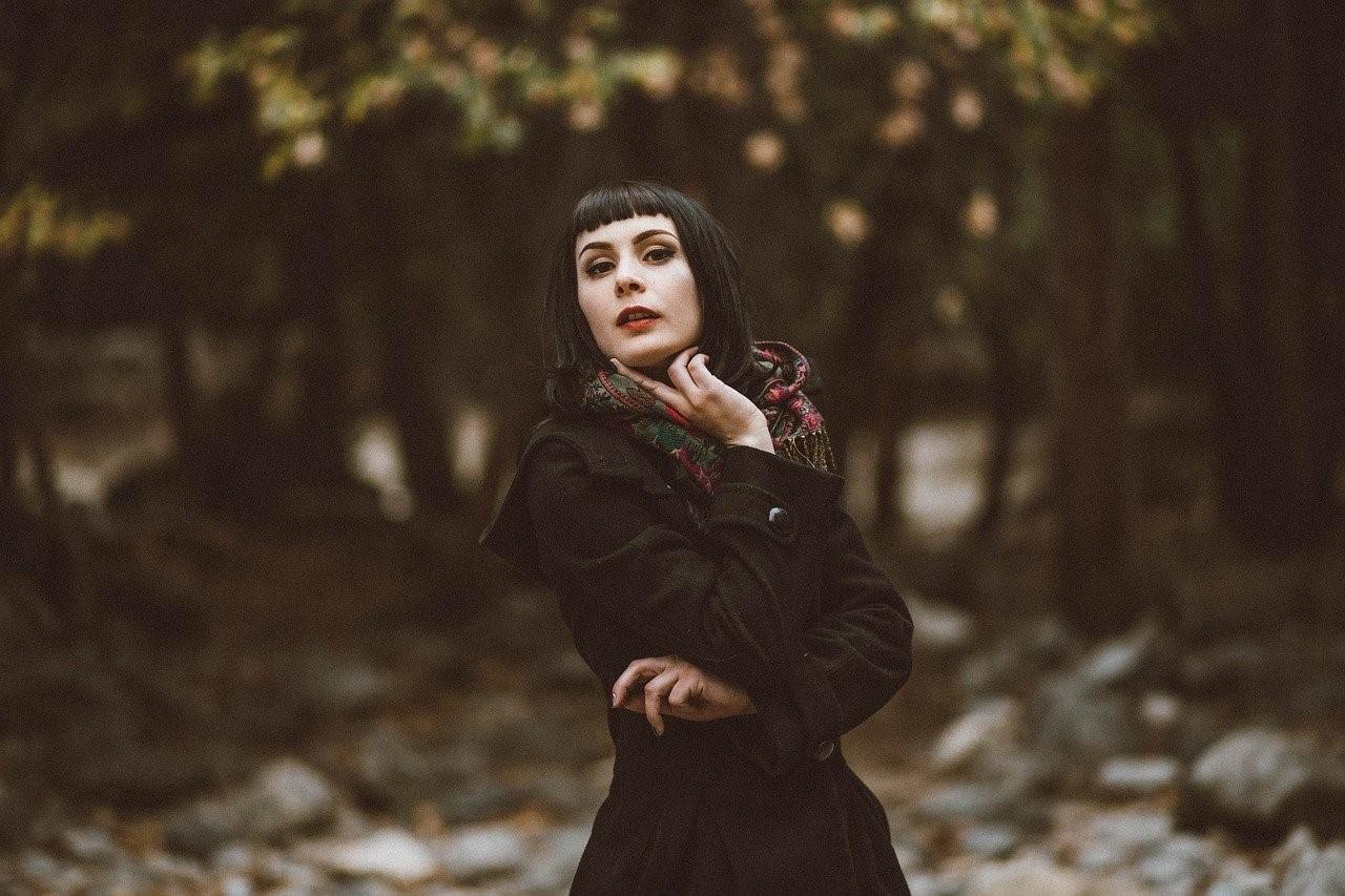 cappotti neri autunno inverno 2021