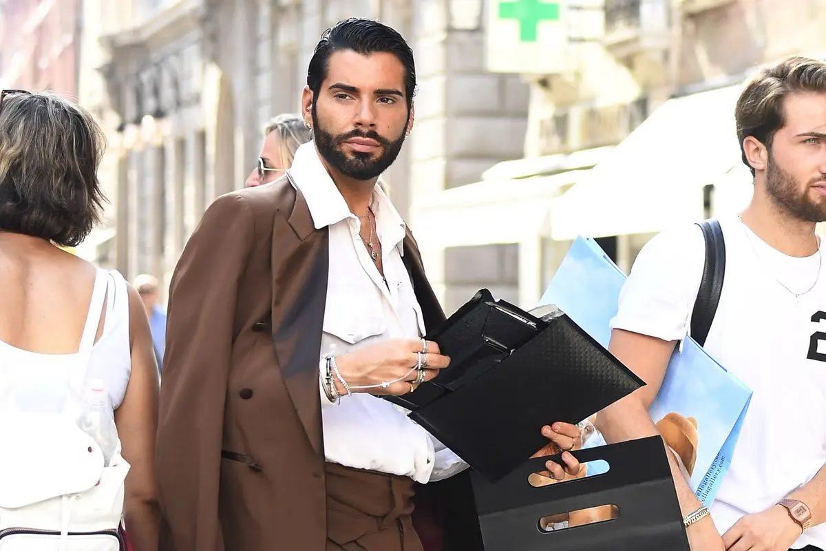 federico fashion style chi è