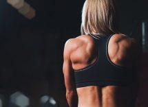 home fitness esercizi braccia e spalle