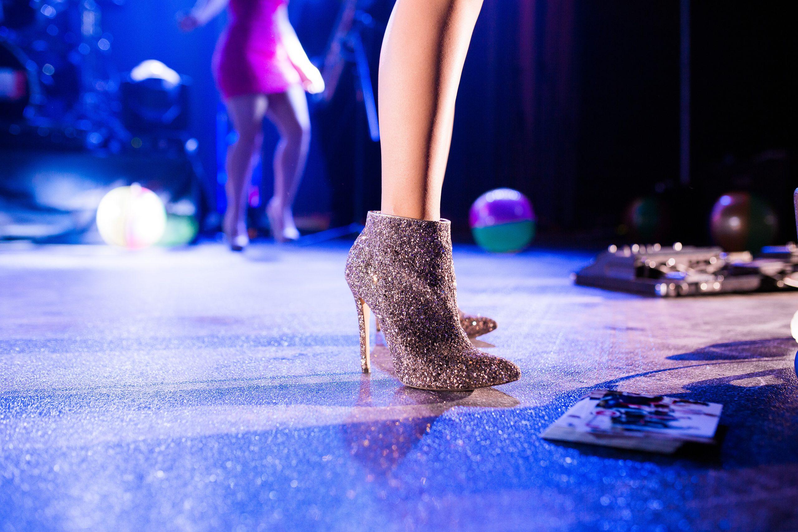 scarpe eleganti da donna per l'autunno